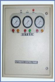 Fully Analog Gas Control Panel Type-1