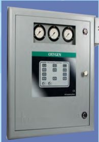 Fully Analog Gas Control Panel Type-2