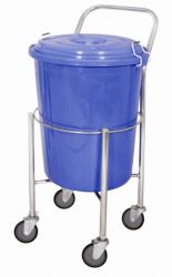 Waste Trolley
